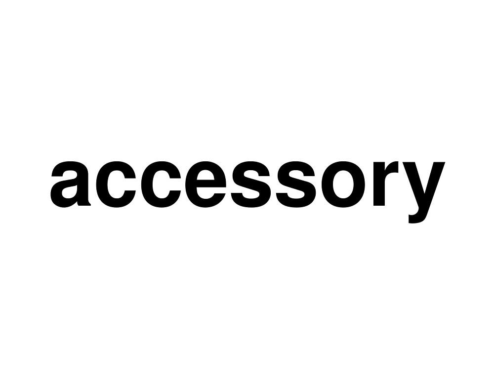 accessory by ninov94