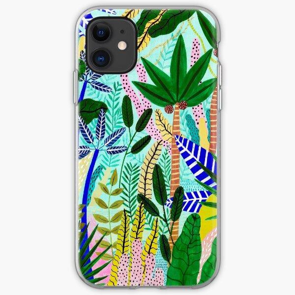 Jungle Vibes iPhone Soft Case