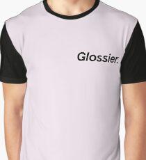 glossier sticker Graphic T-Shirt