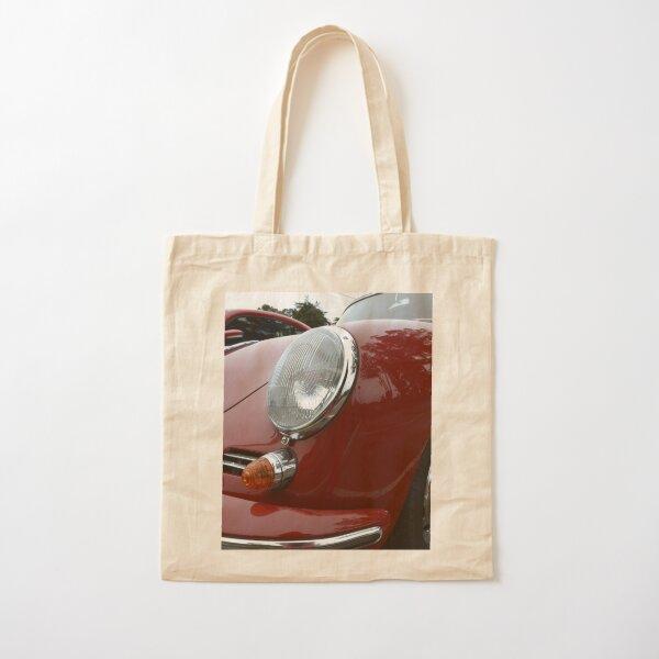 scene in santa cruz Cotton Tote Bag