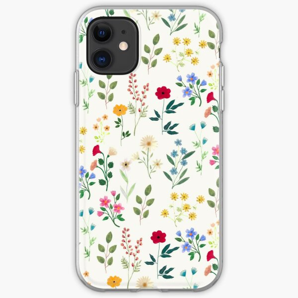 Spring Botanicals iPhone Soft Case