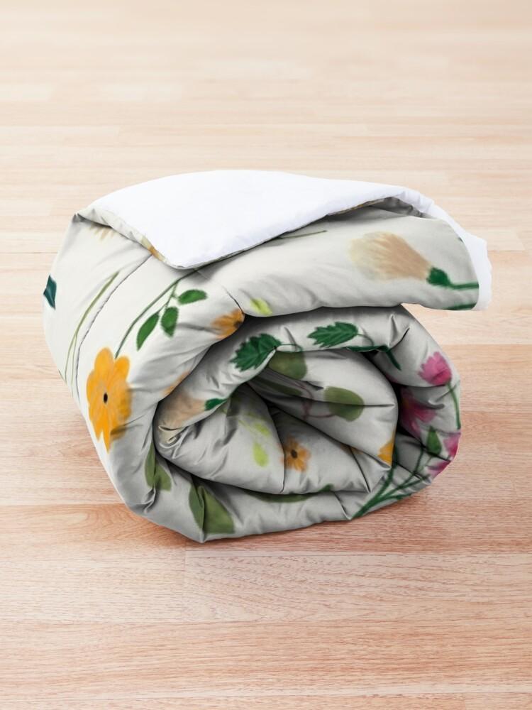 Alternate view of Spring Botanicals Comforter