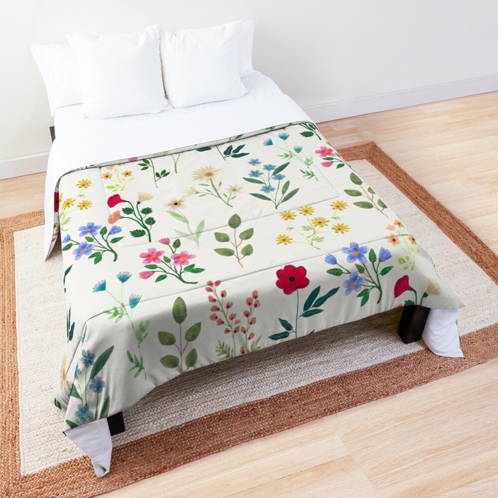 Spring Botanicals Comforter