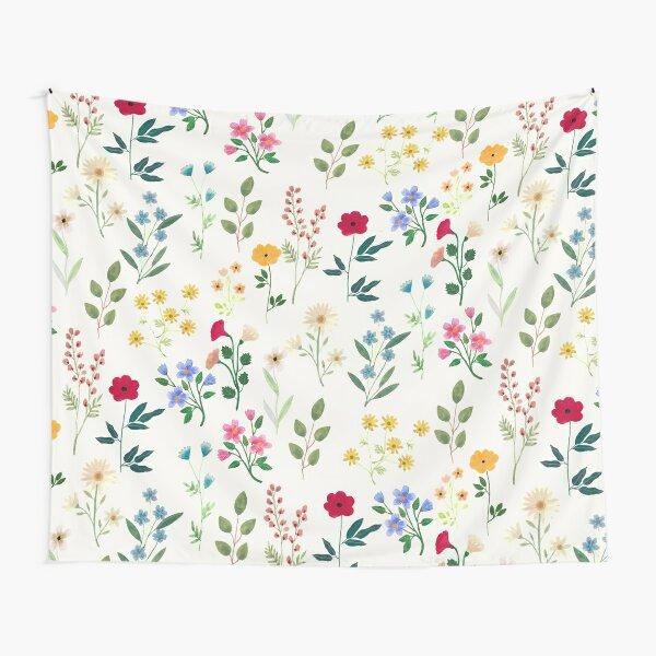 Spring Botanicals Tapestry