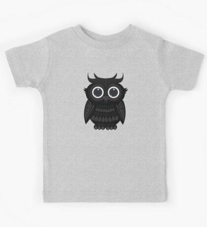 Black Owl Kids Clothes