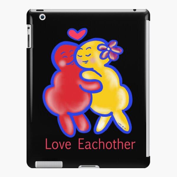 Love Eachother~ LMG (C) 2019 iPad Snap Case