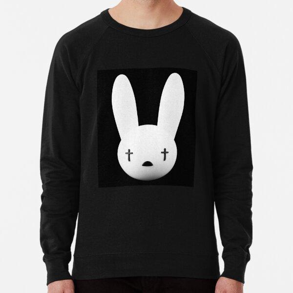 bad bunny logo oasis tour 2019 2020 budiyanto Lightweight Sweatshirt