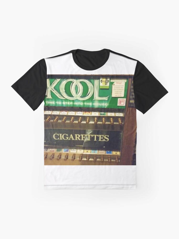 Alternate view of be KOOL LOL Graphic T-Shirt