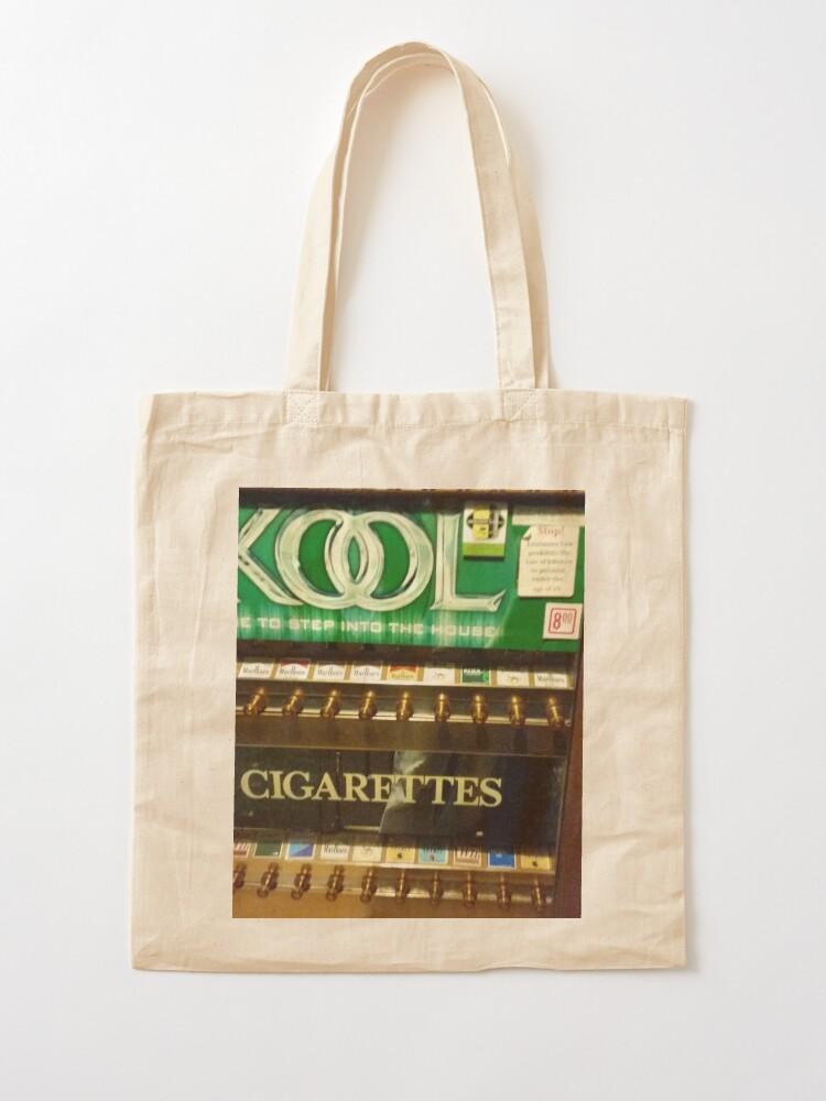 Alternate view of be KOOL LOL Tote Bag