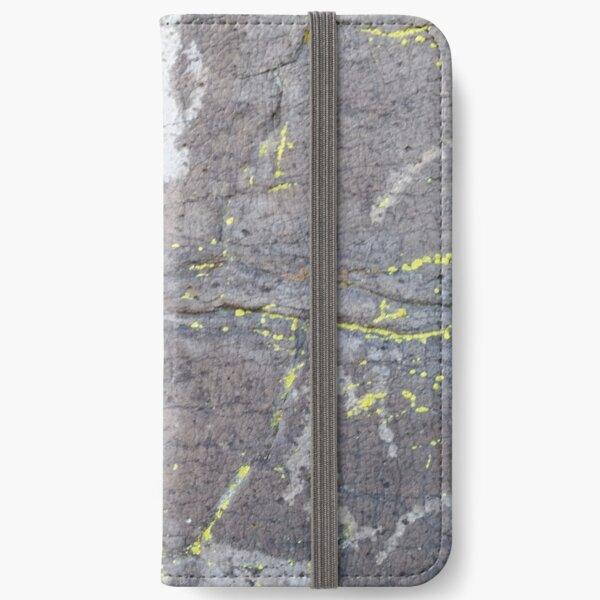 Arcosanti AZ petroglyphs iPhone Wallet