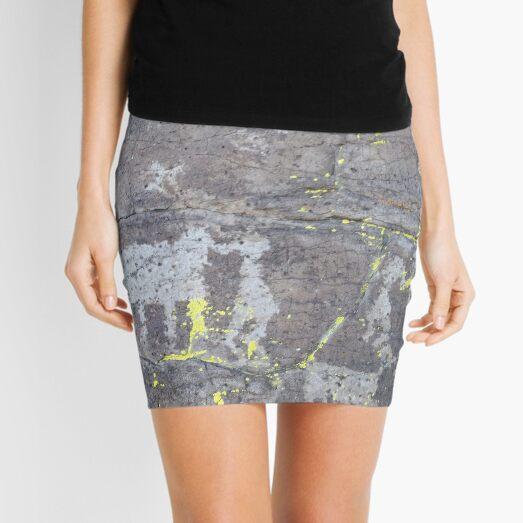 Arcosanti AZ petroglyphs Mini Skirt