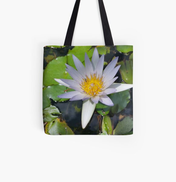 The lotus flower All Over Print Tote Bag