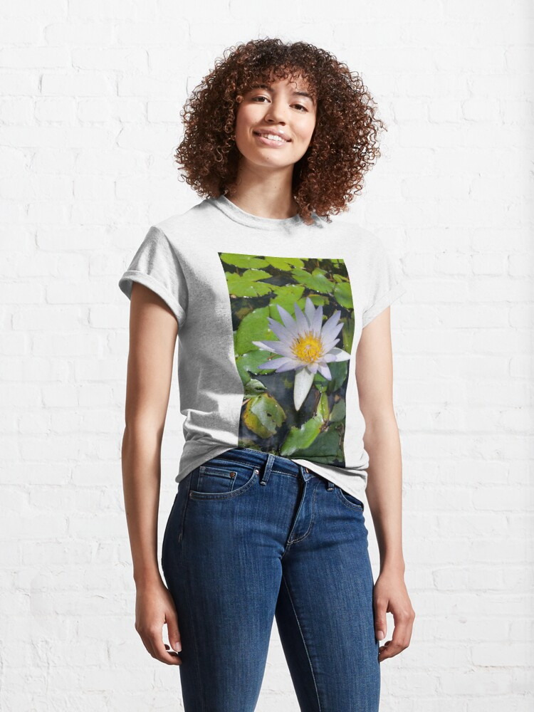 Alternate view of The lotus flower Classic T-Shirt
