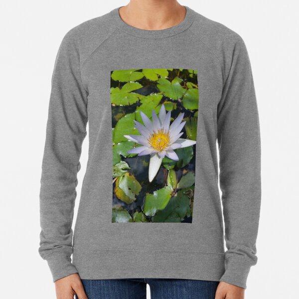 The lotus flower Lightweight Sweatshirt