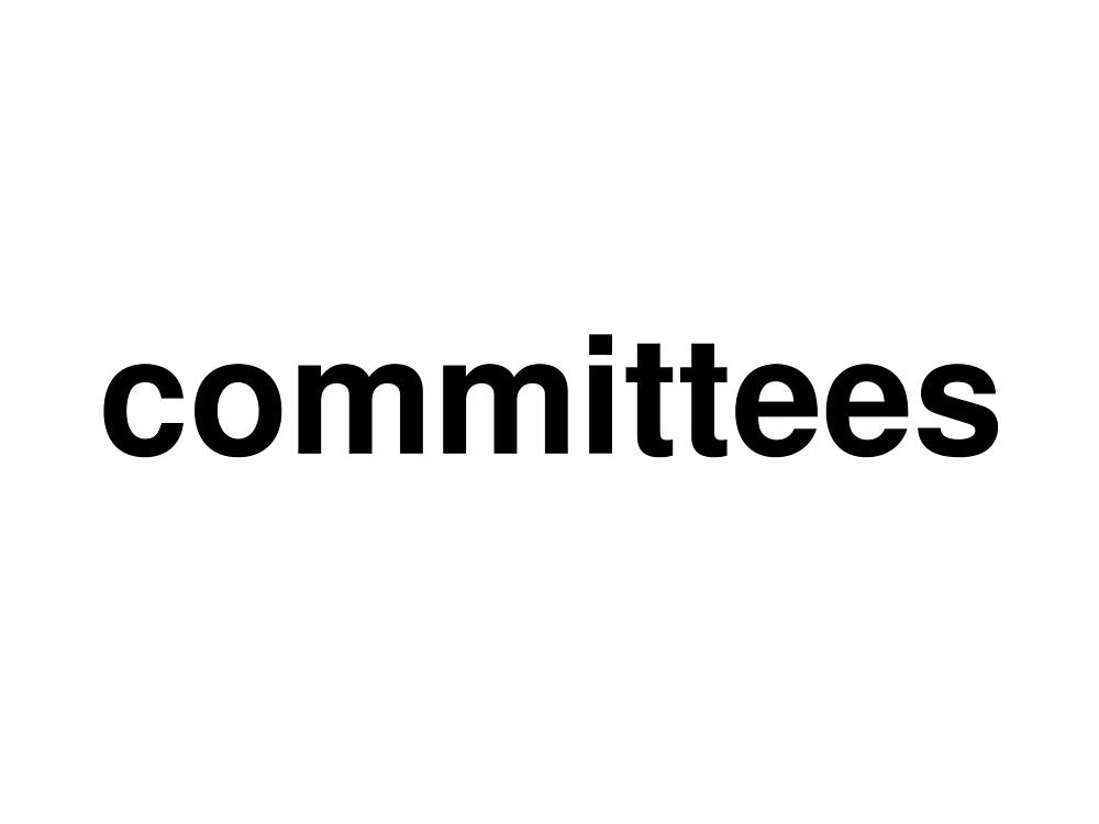 committees by ninov94