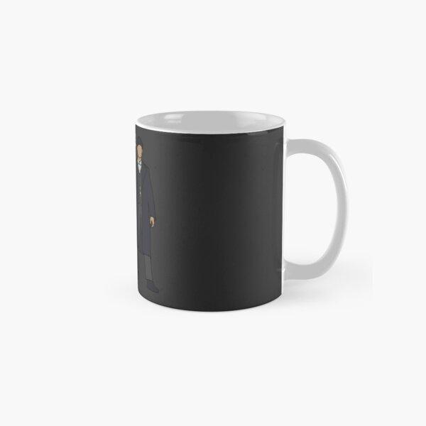 Tommy Shelby - parce que nous le pouvons: Peaky Blinders (White) Mug classique