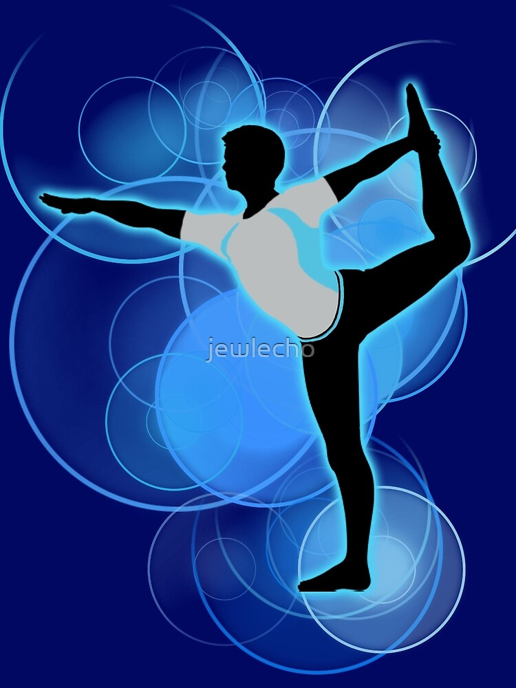 Super Smash Bros. Wii Fit Trainer (Male) Silhouette by jewlecho