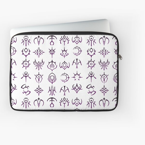 The Crests Laptop Sleeve