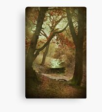 Sighs of Love Canvas Print
