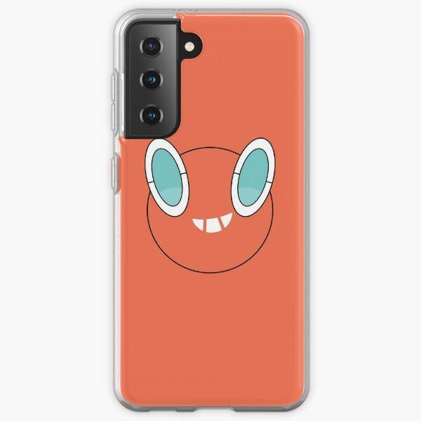Rotom Phone Case - Rotomphone Galar Samsung Galaxy Soft Case