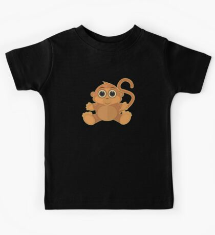 Monkey - Black Kids Clothes