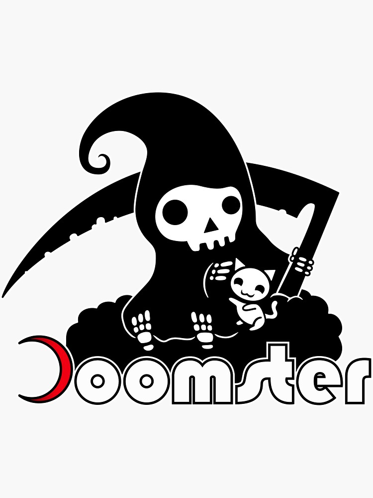 Doomster Entertainment Company Logo by Doomgriever
