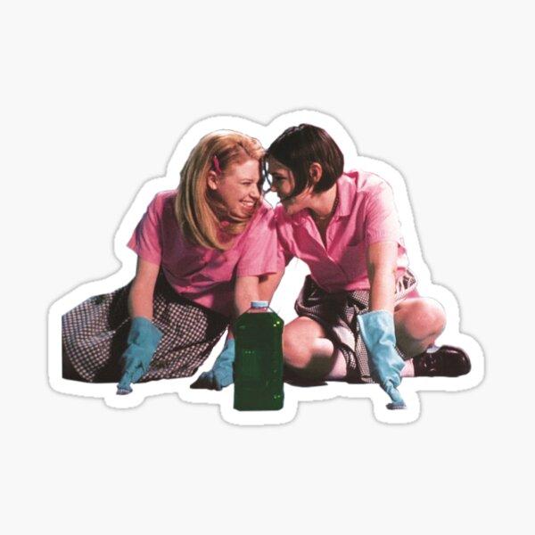 Mais je suis une pom-pom girl Sticker