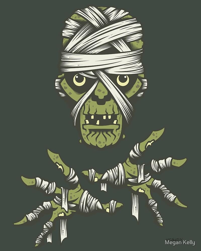 The Mummy by Megan Kelly
