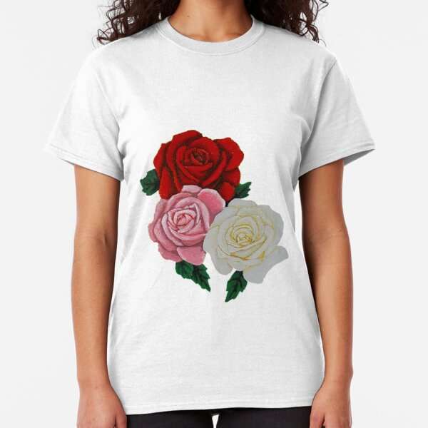 Roses of Color Classic T-Shirt