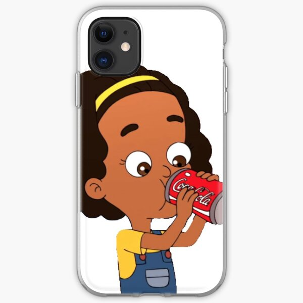 Big Mouth - Missy Coke iPhone Soft Case