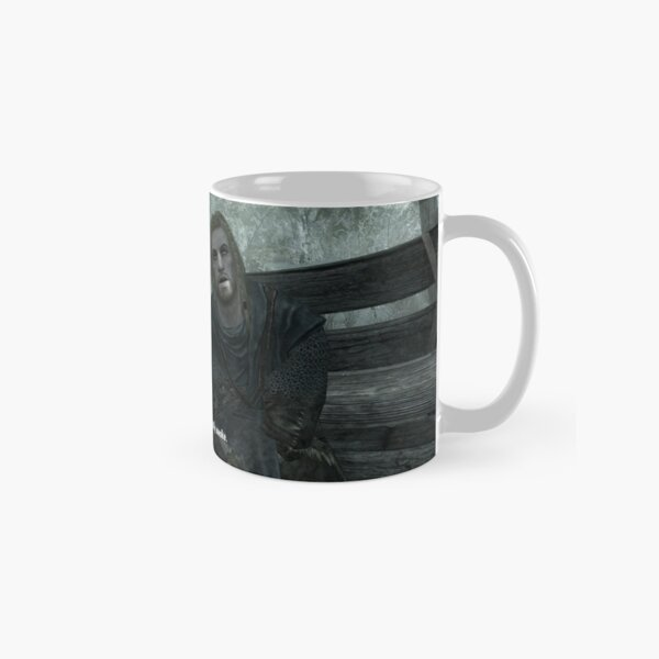 Skyrim Mugs Redbubble