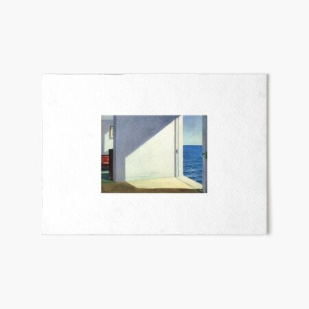 Rooms by the Sea Art Board Print