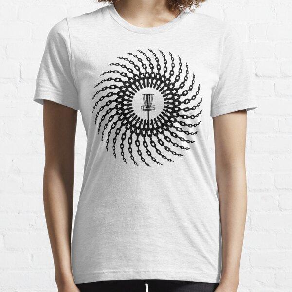 Disc Golf Basket Chains Essential T-Shirt