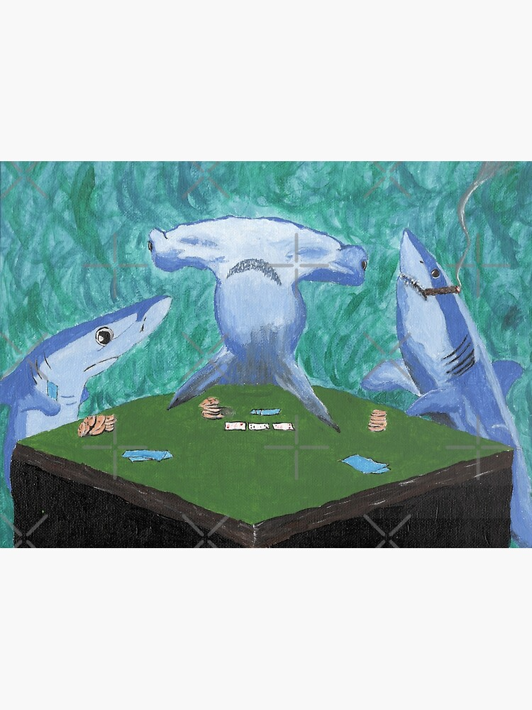 Card Sharks by a-purplerose