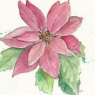 Poinsettia by Annie Mason