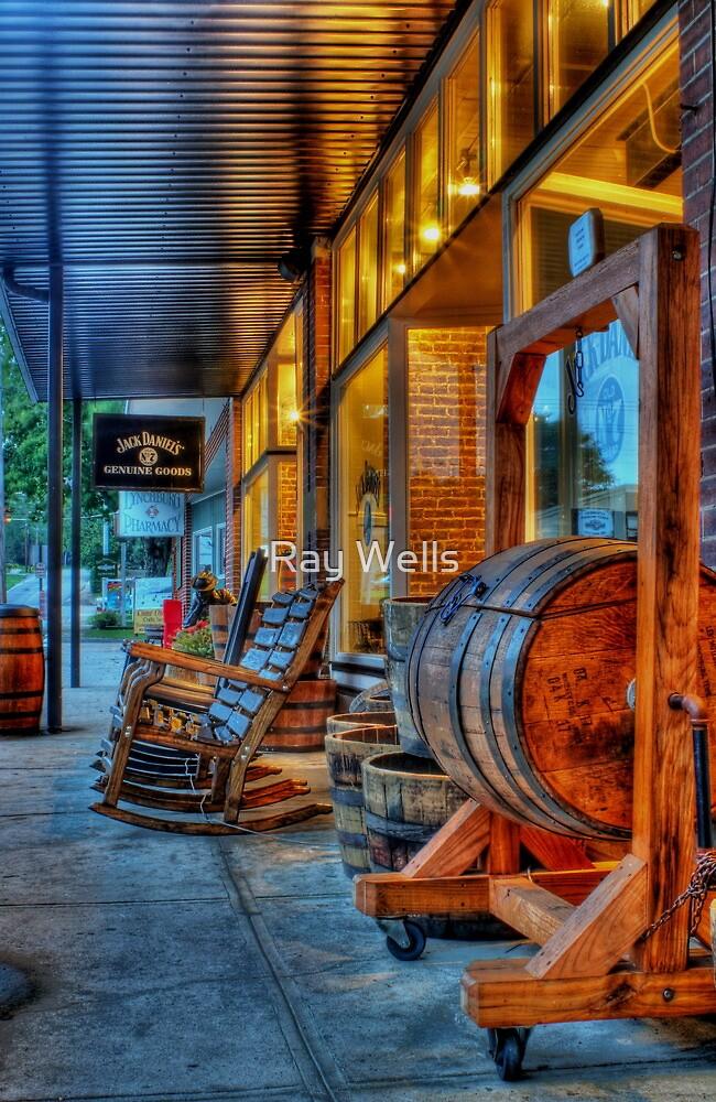 BarrelShop by Ray Wells