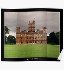 Highclere Castle - Newbury, Berkshire Poster