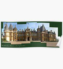 Waddesdon Manor - Buckinghamshire, England Poster