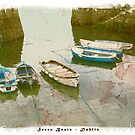 Seven Boats - Dublin, Ireland by newshamwest