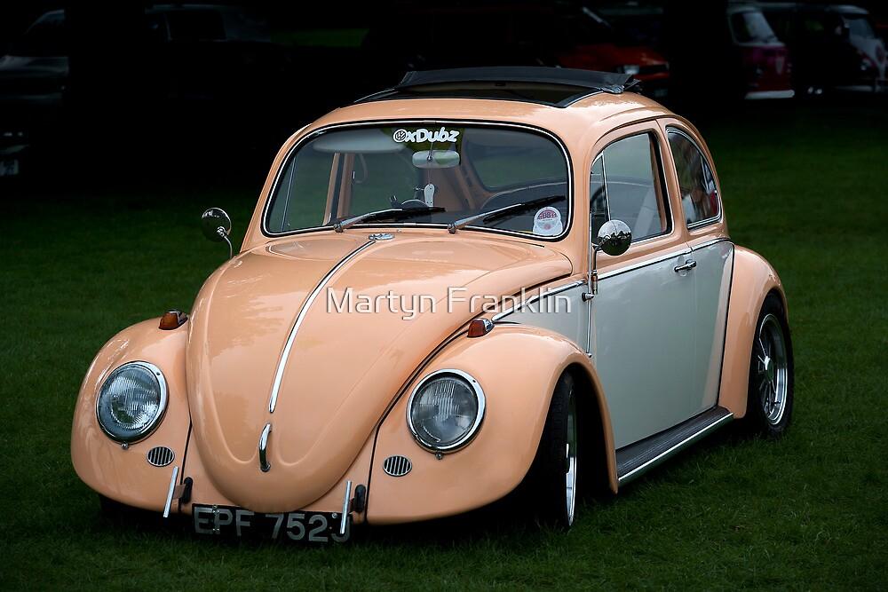 Volkswagen Beetle by Martyn Franklin