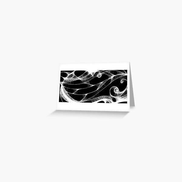 Scribbler Storm Greeting Card