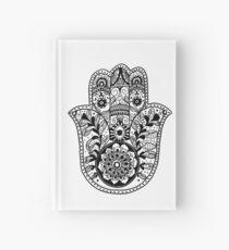 The Hamsa Hand Hardcover Journal