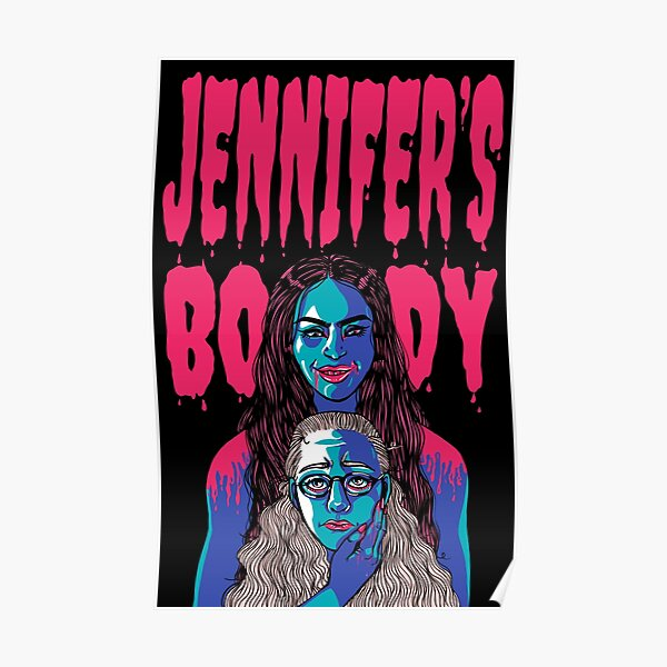 Jennifer's Body Poster