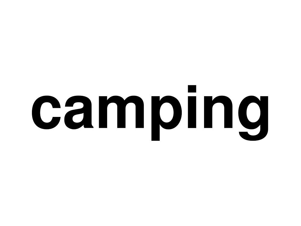 camping by ninov94