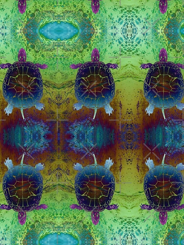 Dream Turtle by kerravonsen