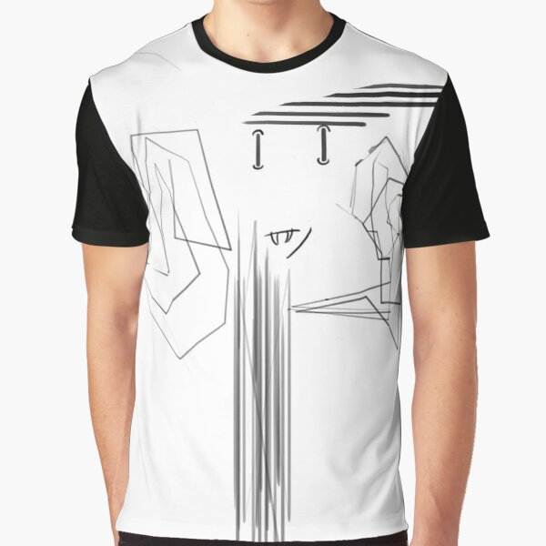 Spook Dude Graphic T-Shirt