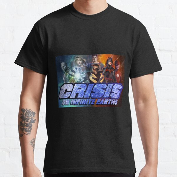 Crisis on Infinite Earths Classic T-Shirt