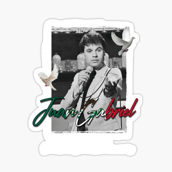 Juan Gabriel yo no naci para amar Pegatina