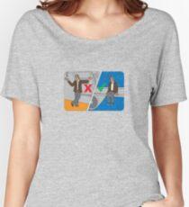 Telecom Kicks Women's Relaxed Fit T-Shirt