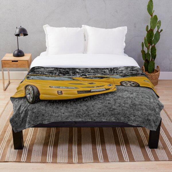 Holden Monaros Throw Blanket